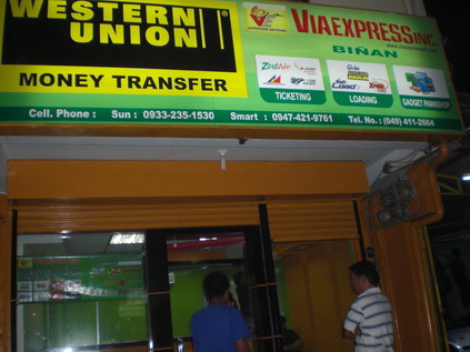 Remittance, Tiacketing and Western Union Business - Vigattin Trade